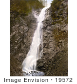 #19572 Photo Of The Leiterfall Waterfall In Carinthia Austria
