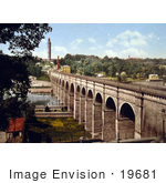#19681 Photo Of The High Bridge Over Harlem River New York City