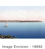 #19692 Photo Of A Sailboat Near Zadar Iadera Zara Croatia