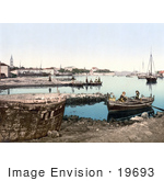 #19693 Photo Of The Village Of Zadar Iadera Zara In Croatia
