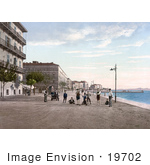 #19702 Photo Of Children Playing In The Street At Zadar Iadera Zara Croatia