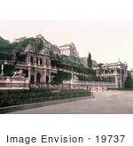 #19737 Photo Of Konigl Burg The Royal Castle In Budapest