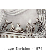 #1974 Assassination Of Abraham Lincoln At Ford