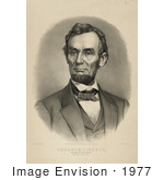 #1977 Abraham Lincoln: The Martyr President