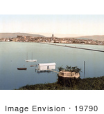 #19790 Photo Of The City Of Koper Capodistria On The Adriatic Sea In Slovenia Istria