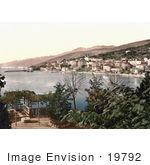 #19792 Photo Of Volosko Volosco Volosca Opatija On The Kvarner Gulf In Istria Croatia