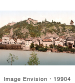 #19904 Stock Picture Of The Electrical Elevator At Graz Styria Austria