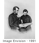 #1991 Abraham And Tad Lincoln