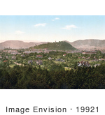 #19921 Stock Picture Of The City Of Graz Styria Austria