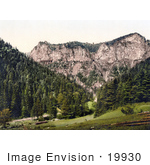 #19930 Stock Picture Of The Semmering Railway Styria Austria