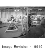 #19949 Stock Picture Of The 5 Degrees Of Motion Simulator For Astronaut Training