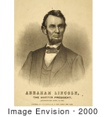 #2000 Abraham Lincoln The Martyr President