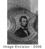 #2006 Abraham Lincoln Campaign Button by JVPD