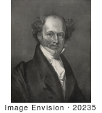 #20235 Stock Photography: Martin Van Buren The Eighth President Of The United States