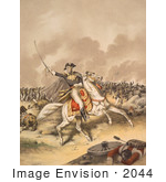 #2044 General Andrew Jackson, Battle of New Orleans by JVPD