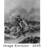 #2045 General Andrew Jackson, Battle of New Orleans by JVPD
