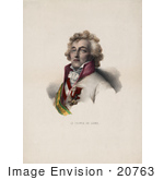 #20763 Stock Photography Of Prince De Ligne Charles-Joseph 7th Prince Of Ligne