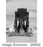 #20902 Stock Photography of Lucy the Elephant, Margate Elephant, Margate City, New Jersey by JVPD