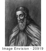 #20919 Stock Photography of Amerigo Vespucci, Explorer and Cartographer by JVPD