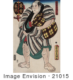 #21015 Stock Photography Of Arakuma The Sumo Wrestler