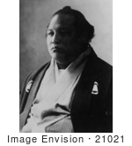 #21021 Stock Photography of Hitachiyama Taniemon, a Sumo Wrestler by JVPD