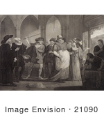 #21090 Stock Photography Of Anne Page Of The Merry Wives Of Windsor By William Shakespeare
