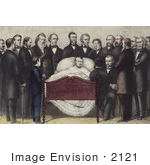 #2121 Death Of Abraham Lincoln