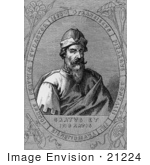 #21224 Stock Photography of Francisco Pizarro, the Spanish Conquistador by JVPD