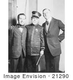 #21290 Stock Photography Of Charlie Chaplin John Philip Sousa And Clifford Harmon In 1916