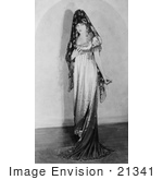 #21341 Stock Photography Of Gladys Louise Smith Known As Mary Pickford As Rosita In 1923