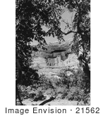 #21562 Stock Photography Of The Cliff Dwellings Of Montezuma Castle National Monument