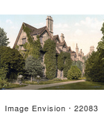 #22083 Stock Photography Of Worchester College In Oxford Oxfordshire England