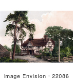 #22086 Stock Photography Of The Historical Speldhurst Inn In Royal Tunbridge Wells In Kent England