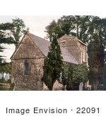 #22091 Stock Photography Of The Studland Church In Swanage Dorset England Uk