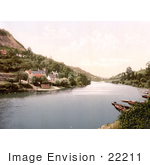 #22211 Historical Stock Photography Of Whitchurch England