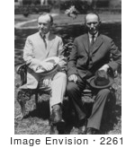 #2261 President Coolidge And His Father