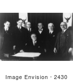 #2430 President Franklin Roosevelt and Cabinet Members by JVPD