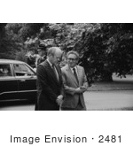 #2481 Gerald Ford And Henry Kissinger