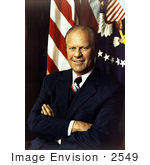 #2549 Gerald Ford