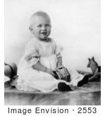 #2553 Gerald R Ford Leslie Lynch King Jr 10 Months Old