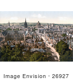 #26927 Stock Photography Of The Radcliffe Camera Near The High Street In Oxford Oxfordshire England