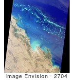 #2704 Australia'S Great Barrier Reef