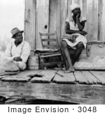 #3048 African American Sharecropper by JVPD