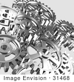 #31468 Set Of Gears
