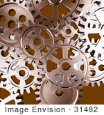 #31482 Set Of Gears