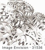#31536 Set Of Gears