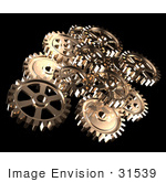 #31539 Set Of Gears
