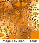 #31550 Set Of Gears