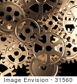 #31560 Set Of Gears