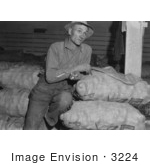 #3224 Potato Farmer